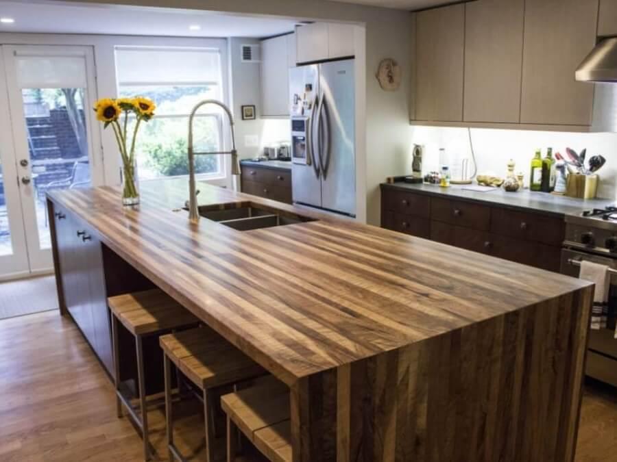 Кухни под старину: как состарить кухонный гарнитур и интерьер своими руками