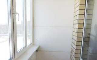 Несколько лучших способов утеплить балкон изнутри.
