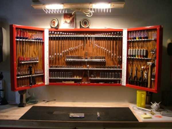Как сделать полку для инструмента своими руками: основные этапы работы по постройке удобного стеллажа