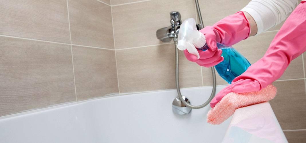 Чем почистить акриловую ванну в домашних условиях, советы и рекомендации