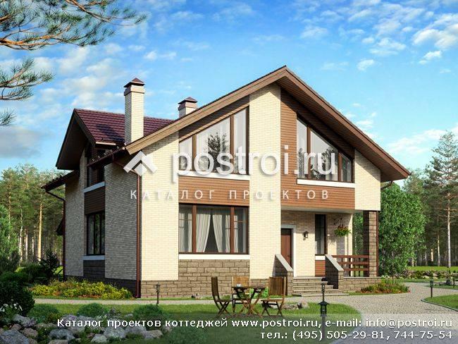 Как построить одноэтажный дом из пеноблоков: возведение фундамента, кладка стен и установка крыши