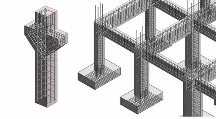 Монтаж железобетонных конструкций: бетонные, металлические изделия