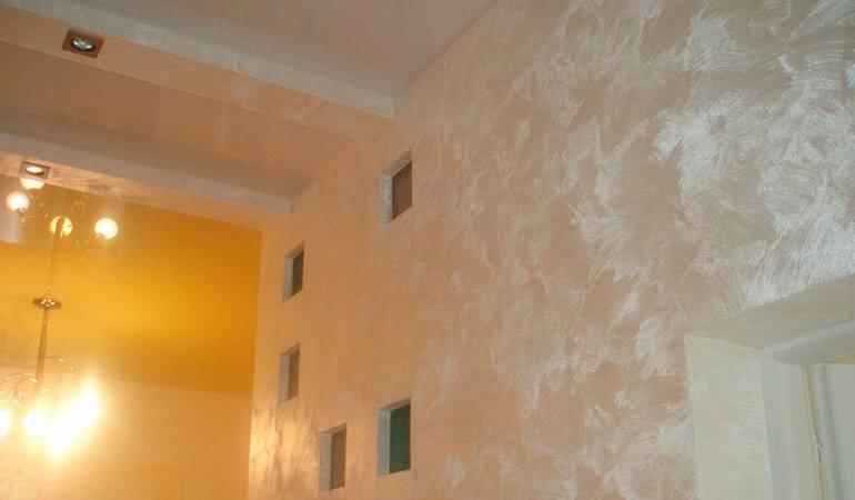 15 оригинальных способов и приемов для необычного окрашивания стен