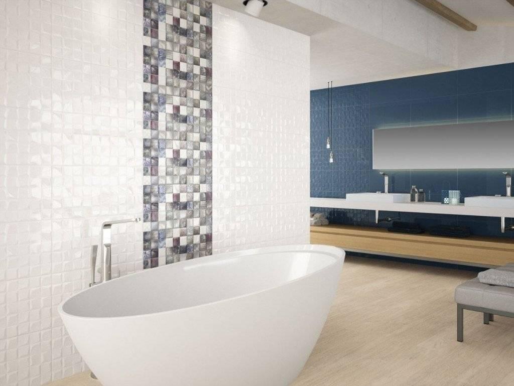 Плитка мозаика для ванной комнаты: 100 фото дизайна ванной с плиткой мозаикой