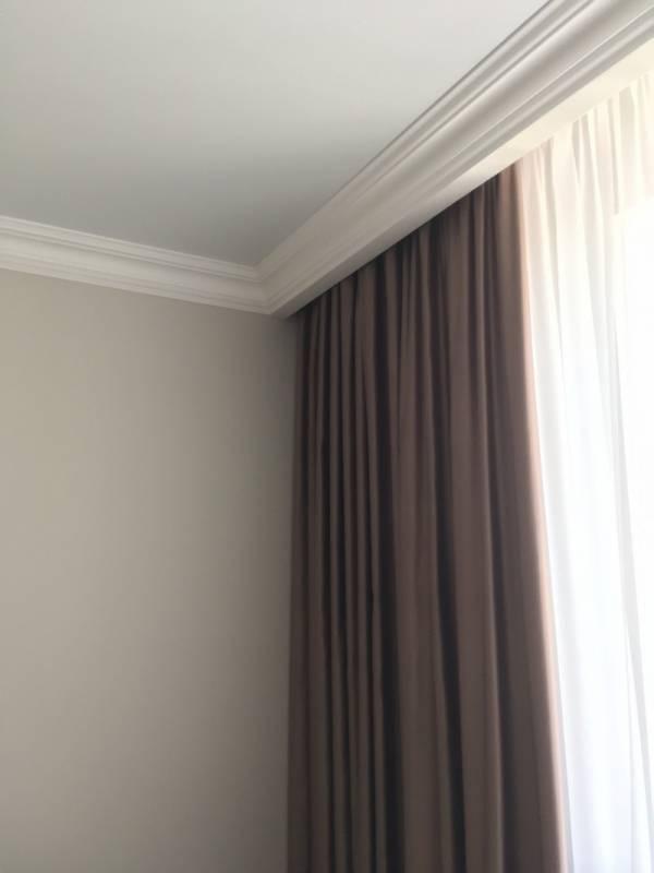 Ниша для штор в натяжном потолке: фото штор, под видео, как сделать скрытую нишу отличный вариант для современного интерьера: ниша для штор в натяжном потолке – дизайн интерьера и ремонт квартиры своими руками