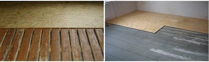 Как положить плитку на деревянный пол в деревянном доме: советы мастеров по укладке