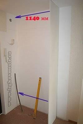 Как правильно и быстро установить двери на шкаф-купе?
