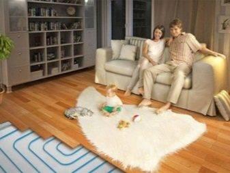 Удобен ли мобильный теплый пол и хорошо ли обогревает   пост-ремонт