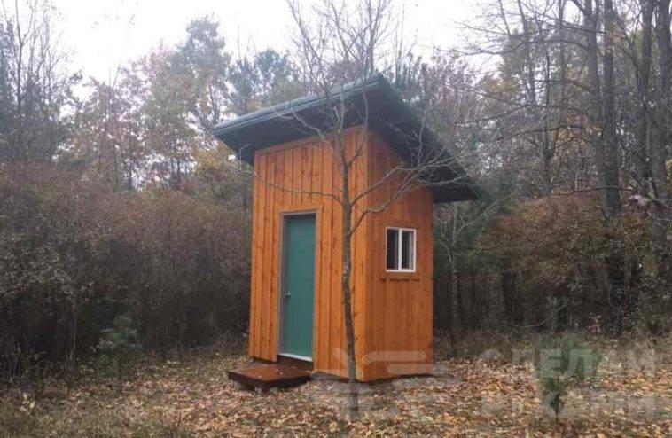 Как сделать туалет на даче своими руками: строительство на улице, расположение постройки