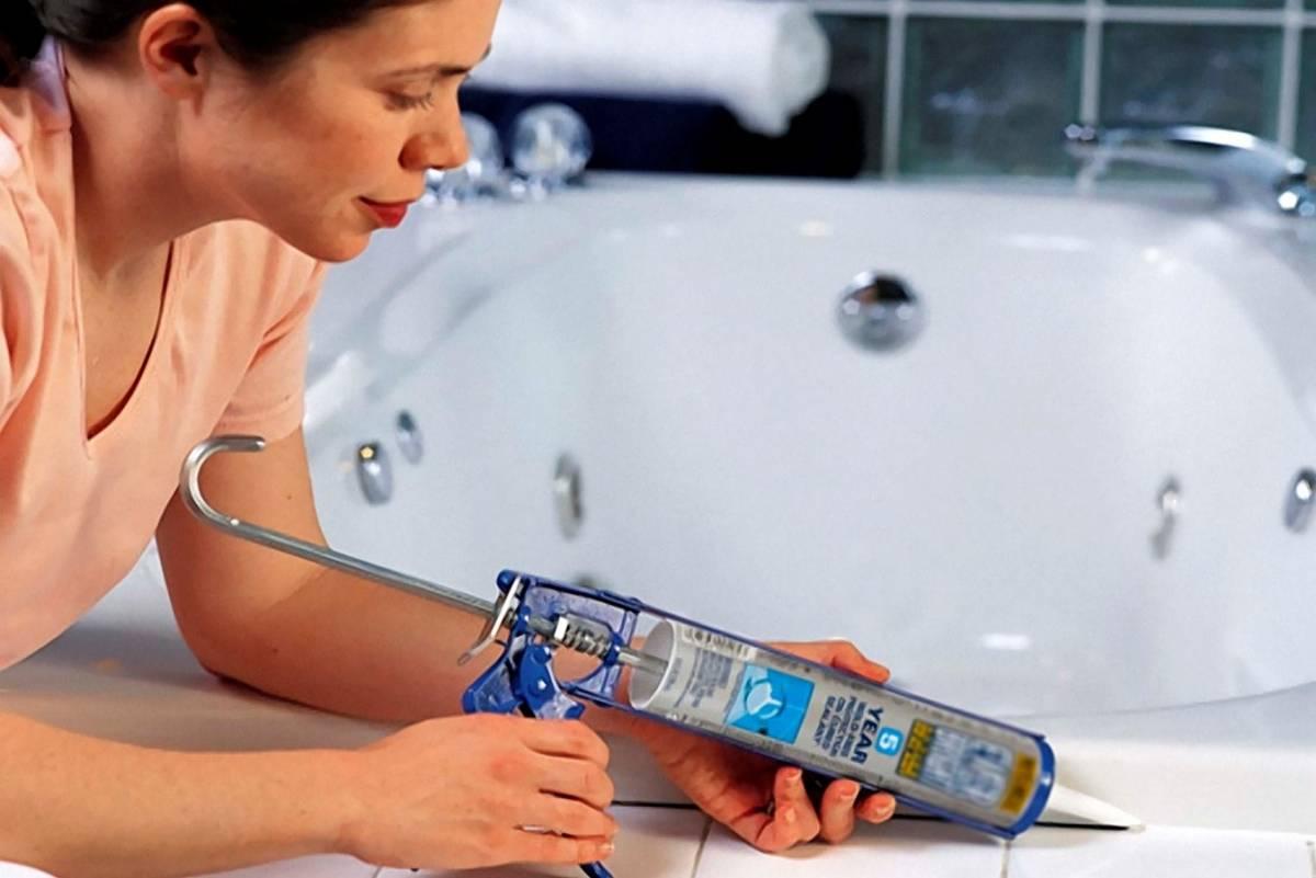 Силиконовый сантехнический герметик: технические характеристики составов для ремонтных работ, герметик «момент» для труб канализации