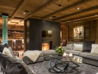 Дом в стиле шале: 80 фото красивых и современных идей оформления