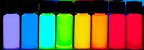 Светящаяся в темноте краска своими руками — как сделать люминесцентную основу для покраски