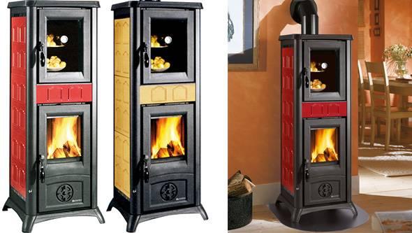 Чугунная печь-камин для дачи длительного горения: отзывы о моделях из чугуна для дома