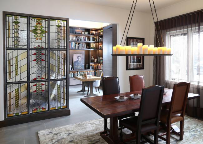 Декорирование мебели, стекла и стен с помощью самоклеющейся пленки