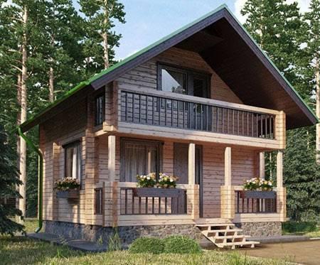 Маленькие дома для круглогодичного проживания: фото лучших вариантов