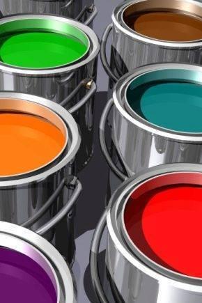 Водно-дисперсионная акриловая краска: плюсы и минусы