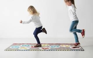 Детские ковры икеа (52 фото): коврик с дорожной разметкой, модель на пол для девочек