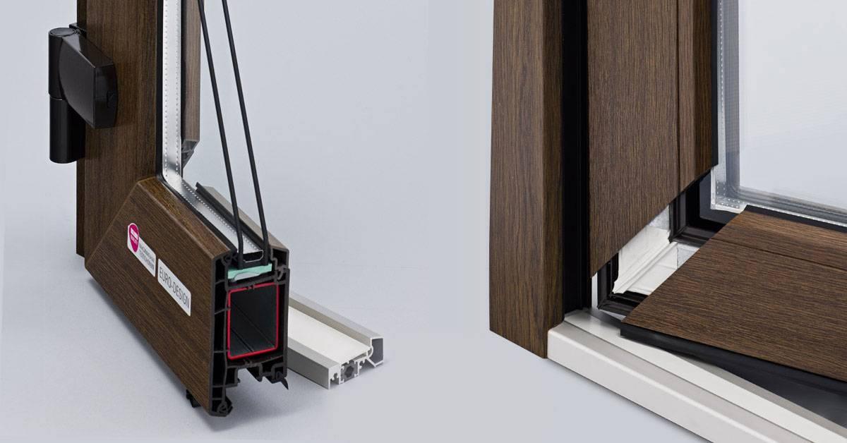 Теплый и холодный алюминиевый профиль для окон: различия, выбор производителя