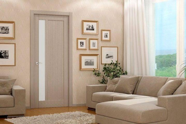 Межкомнатные двери беленый дуб: светлый и серый цвет изделий из массива
