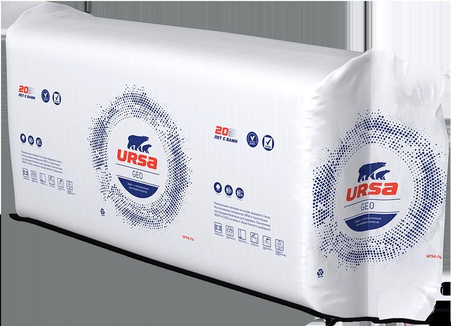 Утеплитель урса (ursa) технические характеристики