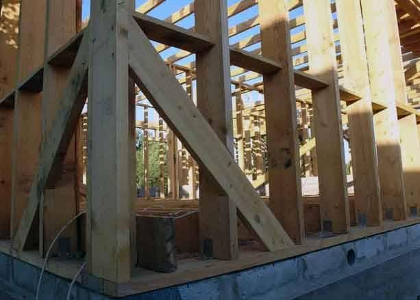 Простая технология строительства каркасных домов своими руками: инструкция + подробные схемы +видео