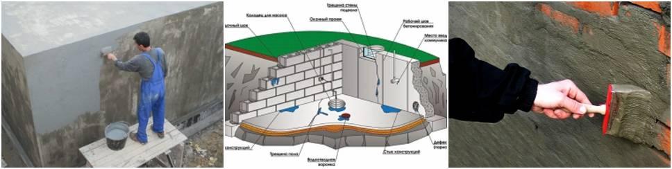 Пенетрон— инновационная проникающая гидроизоляция. подробная инструкция по применению уникального материала