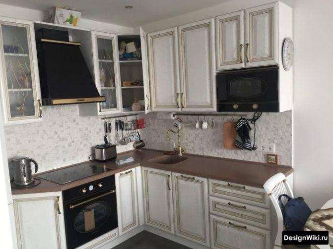 Объединение кухни с гостиной с газовой плитой: можно ли совместить