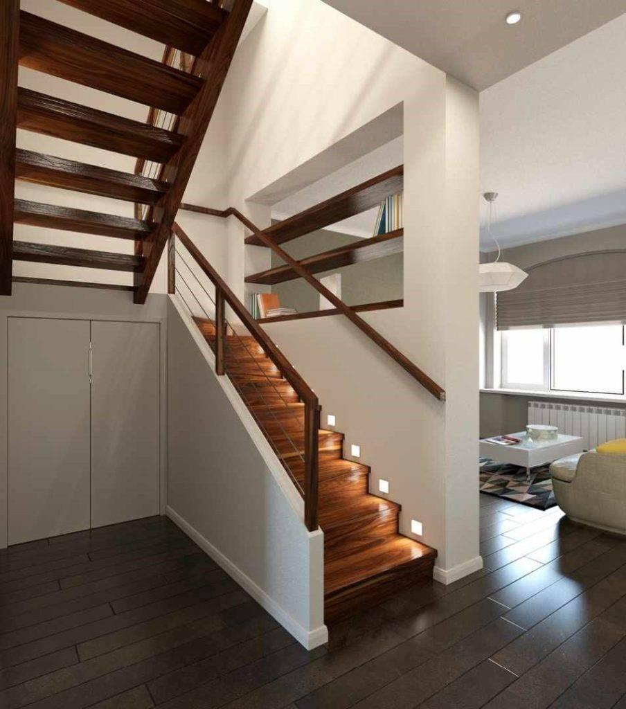 Деревянные лестницы — правильный выбор и обзор вариантов конструкций