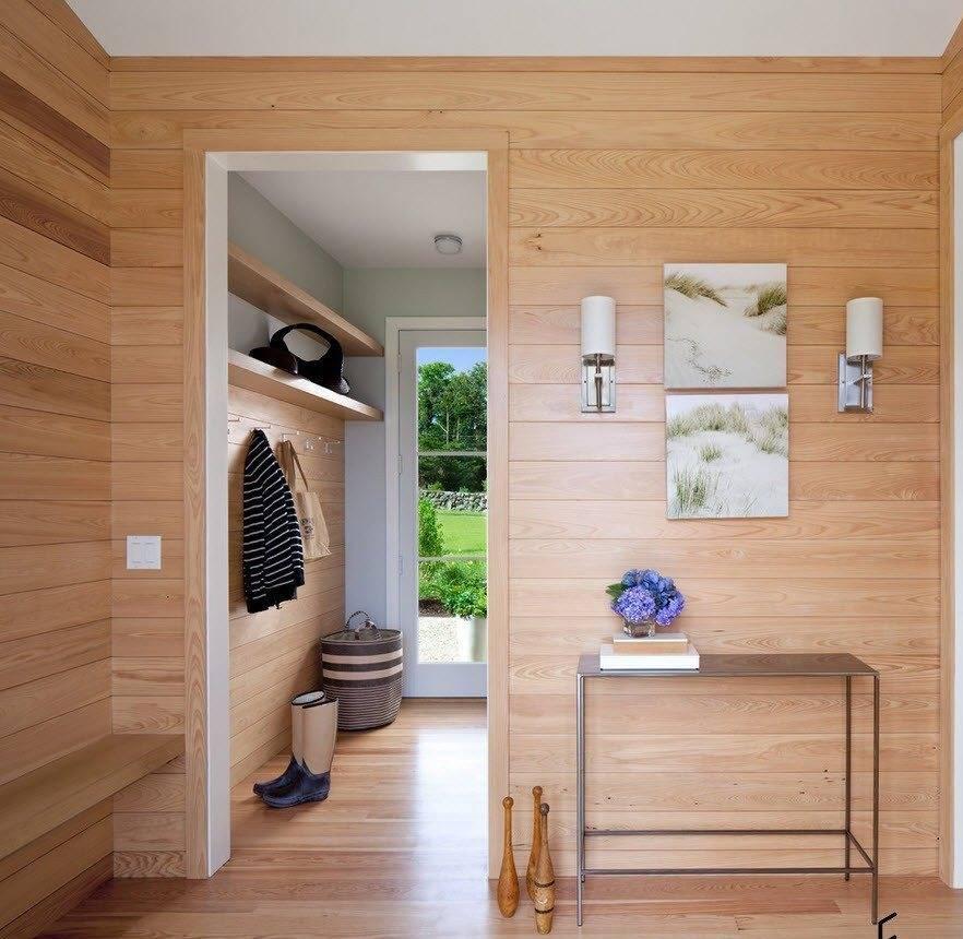 Маленькая прихожая - основные варианты современного украшения маленького коридора (95 фото)