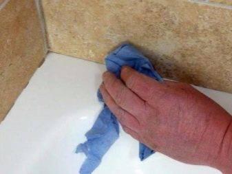 Чем растворить силиконовую субстанцию в домашних условиях