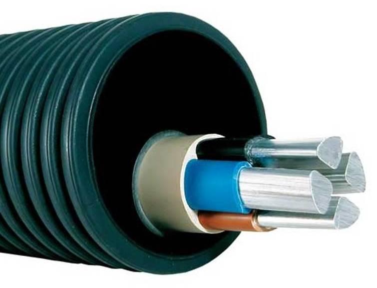 Гофрированная труба для электропроводки: металлическая для проводки, диаметр трубки, монтаж