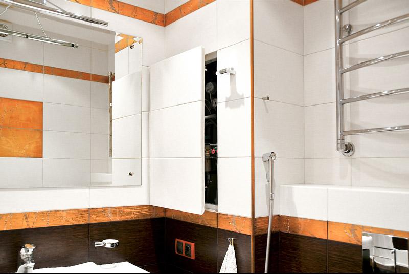 Люк для ванной под плитку своими руками, размеры люков (фото, видео)