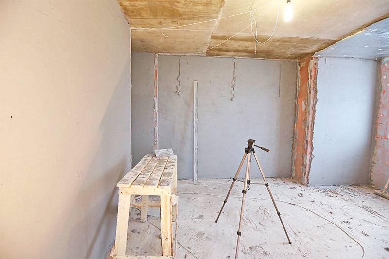 Как правильно штукатурить стены по гипсокартону внутри дома видео