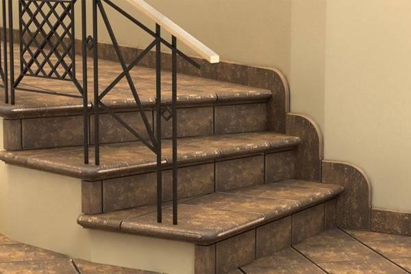 Отделка лестницы ламинатом - инструкция как сделать своими руками