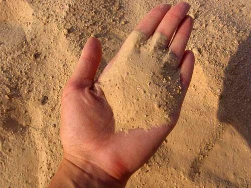 Все о песке