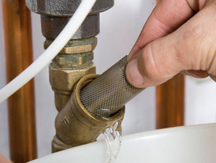 Выбор фильтров тонкой очистки воды: виды картриджей, способы очистки