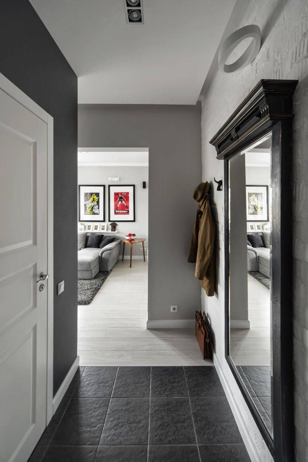 Варианты дизайна интерьера однокомнатных квартир 30 кв м