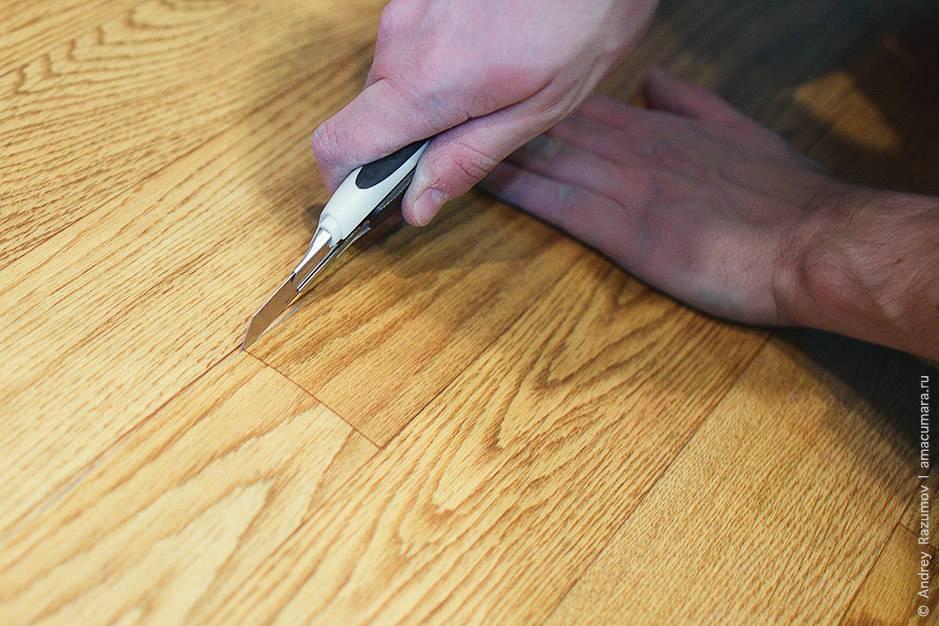 Холодная сварка для линолеума: шов, клей для стыков, расход для линолеума и как пользоваться, для ремонта