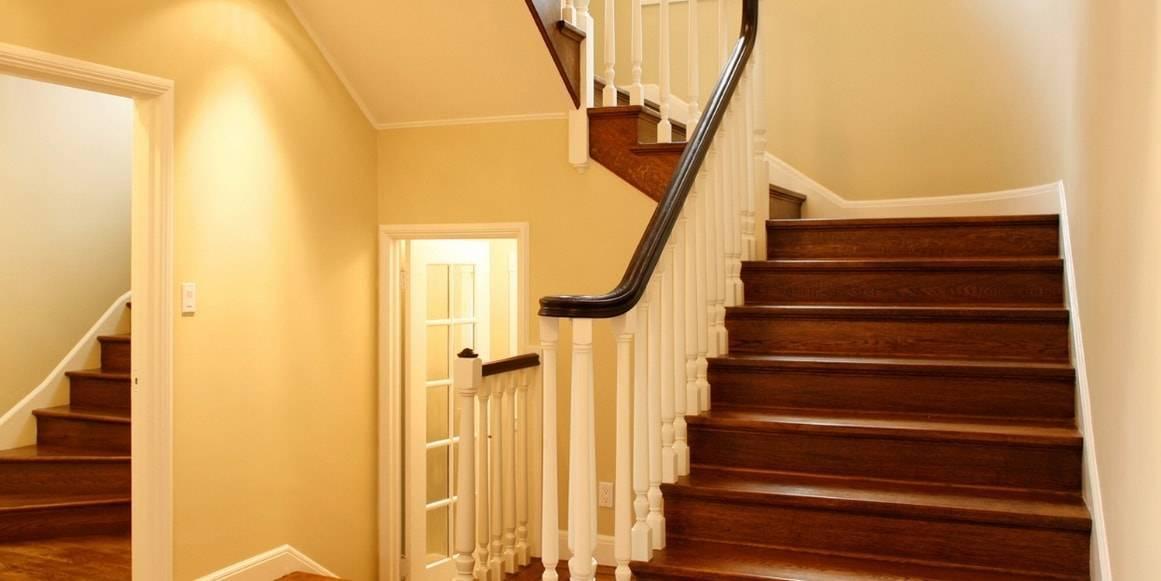 Отделка лестницы ламинатом - своими руками поэтапно