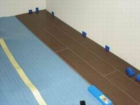 Укладка ламината на бетонный пол: технология проведения монтажных работ