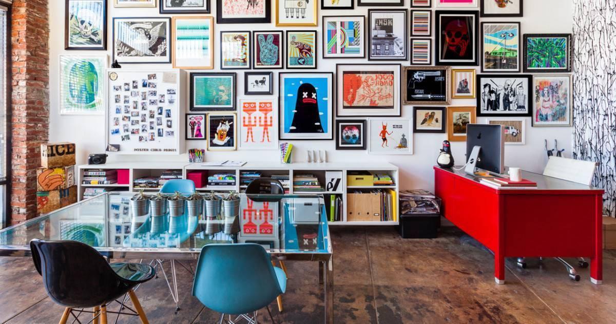 Современные способы декорирования квартиры на50 красивых фото