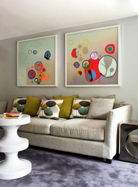 Цвет интерьера - как выбрать идеальное сочетание? фото, новинки, дизайн.