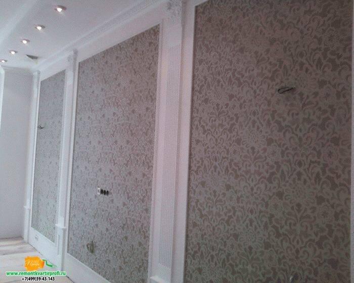 Как наклеить обои на потолок: пошаговая инструкция
