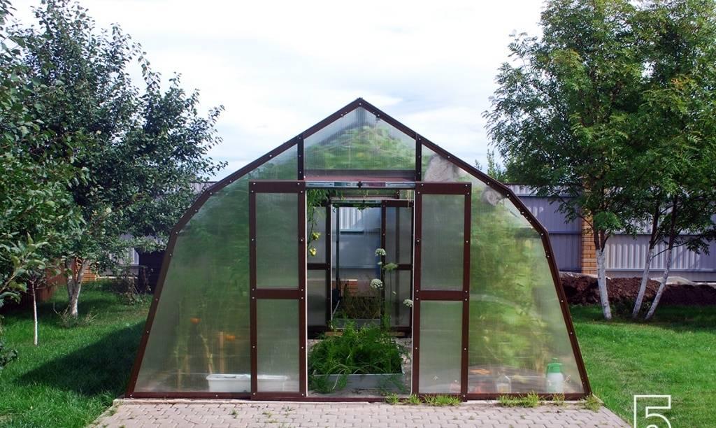Характеристика, особенности и монтаж теплиц от компании glass house