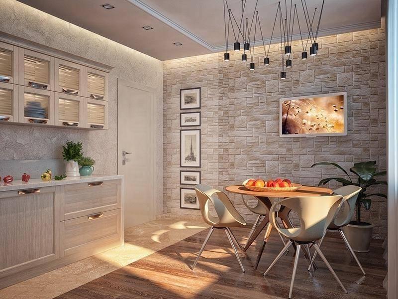 Плитка для кухни на пол: лучшие идеи дизайна и инструкция по правильному выбору плитки (90 фото)
