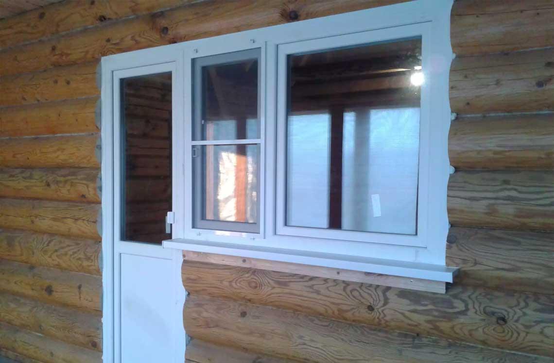 Стандартные размеры пластиковых окон: правильный выбор и монтаж