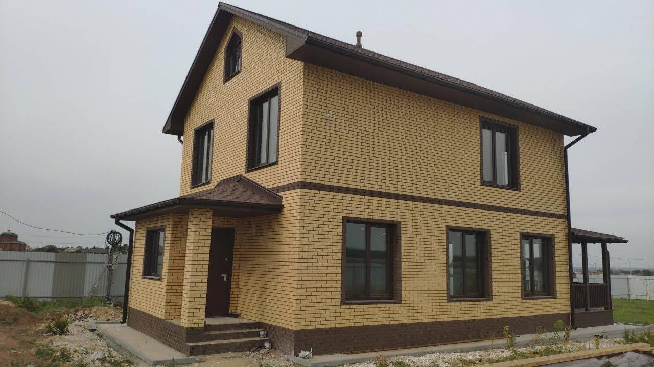 Облицовка каркасного дома: варианты отделки фасада каркасного дома с примерами на фото и видео