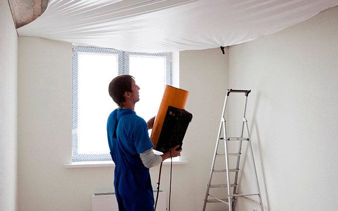 Пленка пвх для натяжных потолков: ведущие производители, как выбрать подходящий материал, инструкция, видео и фото