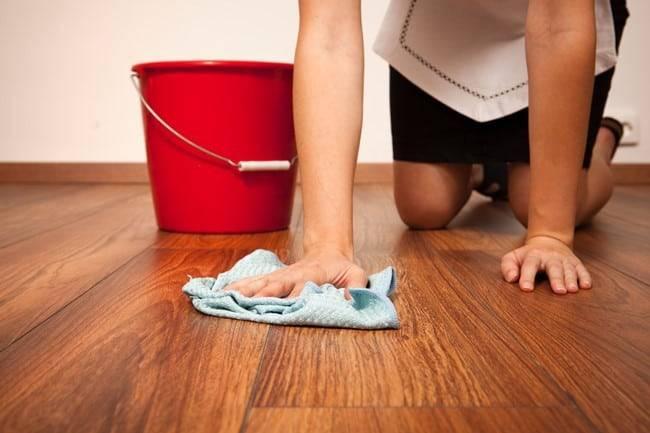 Чем отмыть линолеум: 65 фото и видео как правильно отмыть напольное покрытие