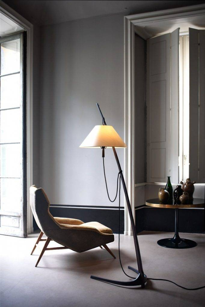 Торшер в доме: Элемент декора или способ создания стиля и уюта? 200+ напольных вариантов для гостиной, спальни и кухни
